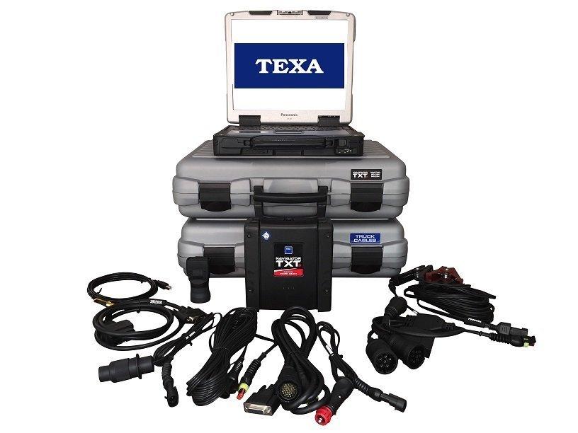 Texa Heavy Duty Diagnostic Dealer Package