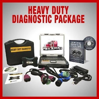 Universal Diesel Diagnostic Dealer Package