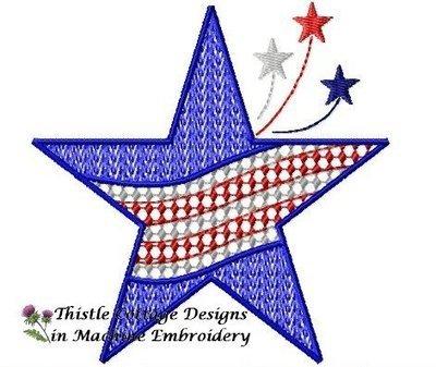 Patriotic Star