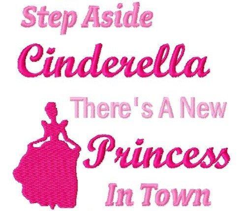 Step Aside Princess Cinder