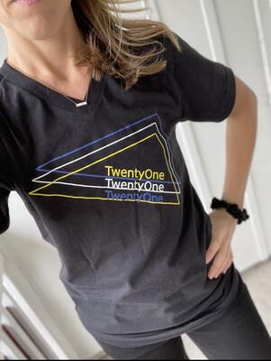 3 Twenty One Triangles