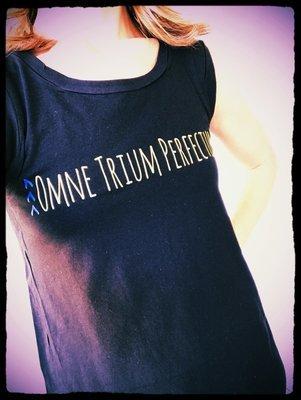 Omne Trium Perfectum (Arrows B/Y)