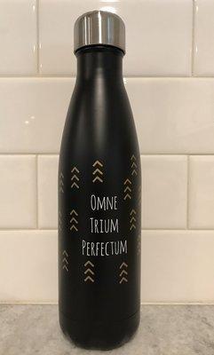 Omne Trium Perfectum Stainless Steel Water Bottle
