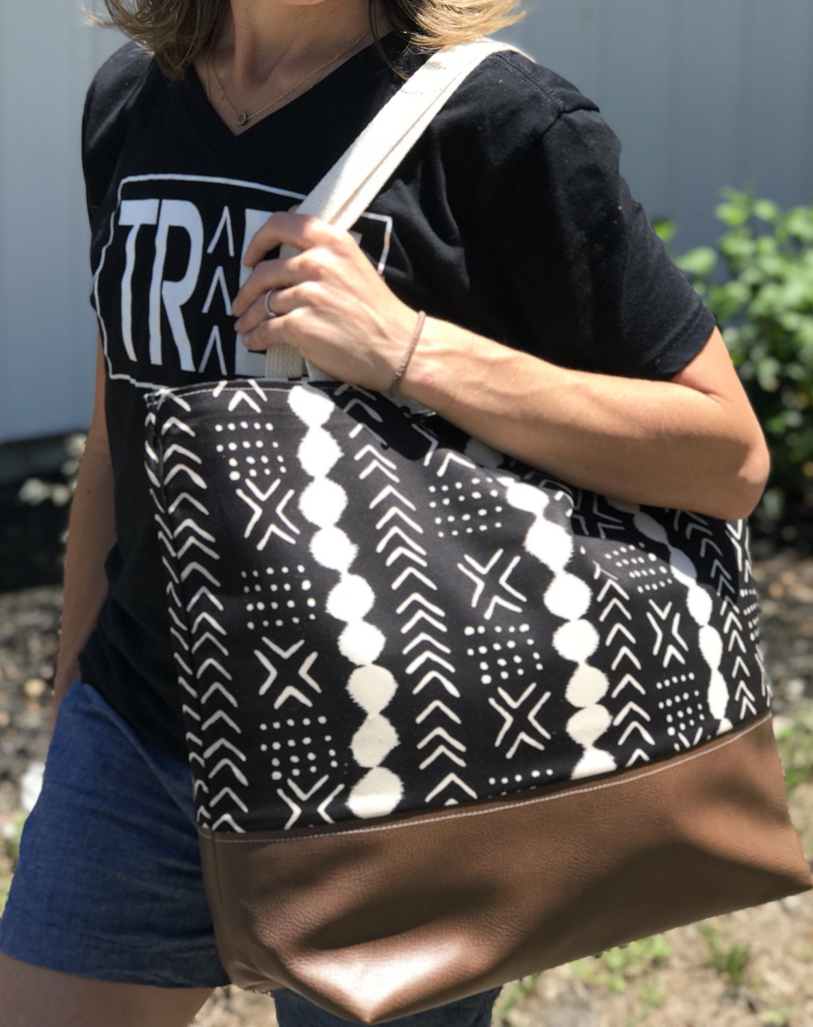 Large Tote/Beach Bag