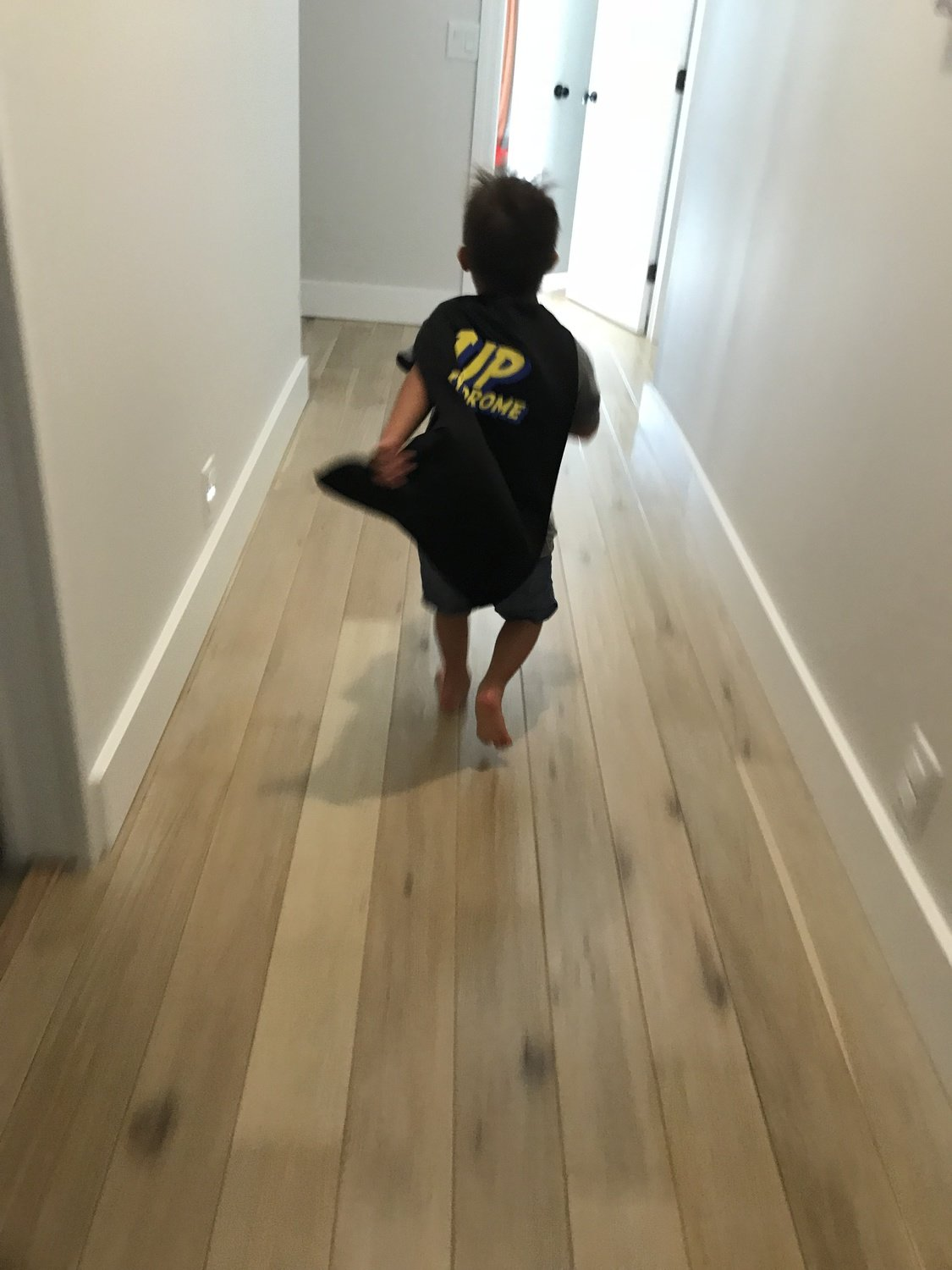 Up Syndrome Cape