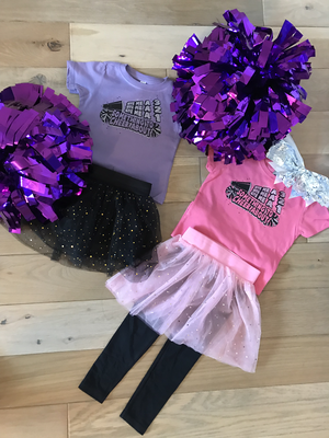 Cheerleading- Something To Cheer About