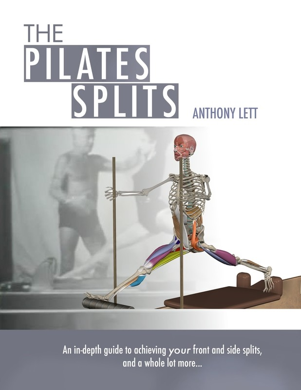 The Pilates Split (Digital)
