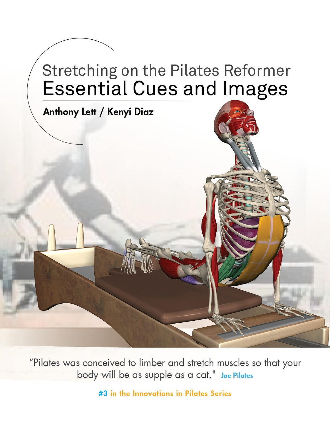 Stretching on the Pilates Reformer: Essential Cues and Images (Digital)