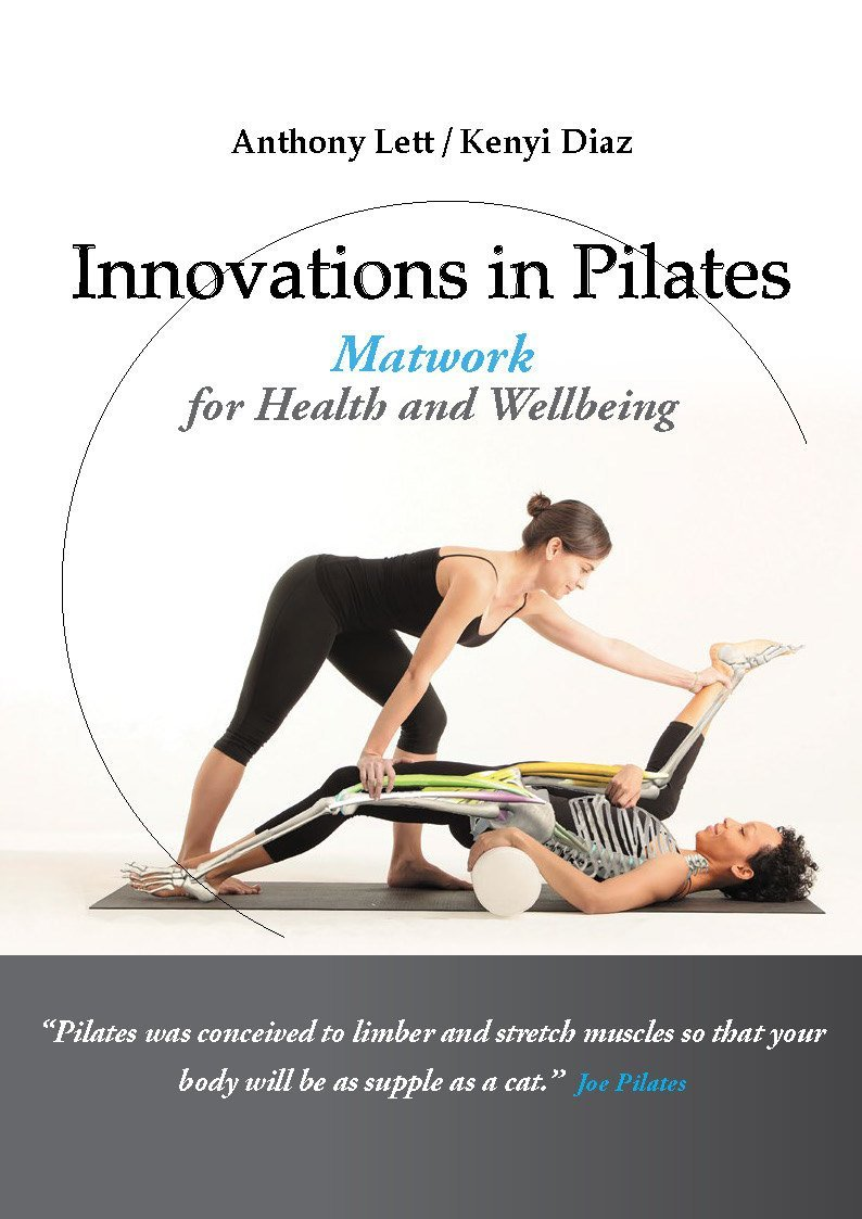 Innovations in Pilates Mat Work Book (Print Copy)