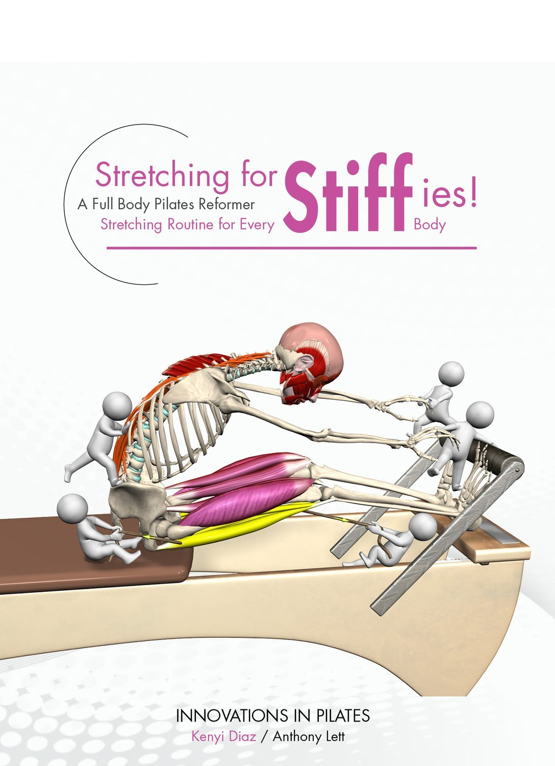 Stretching for Stiffies (Print)