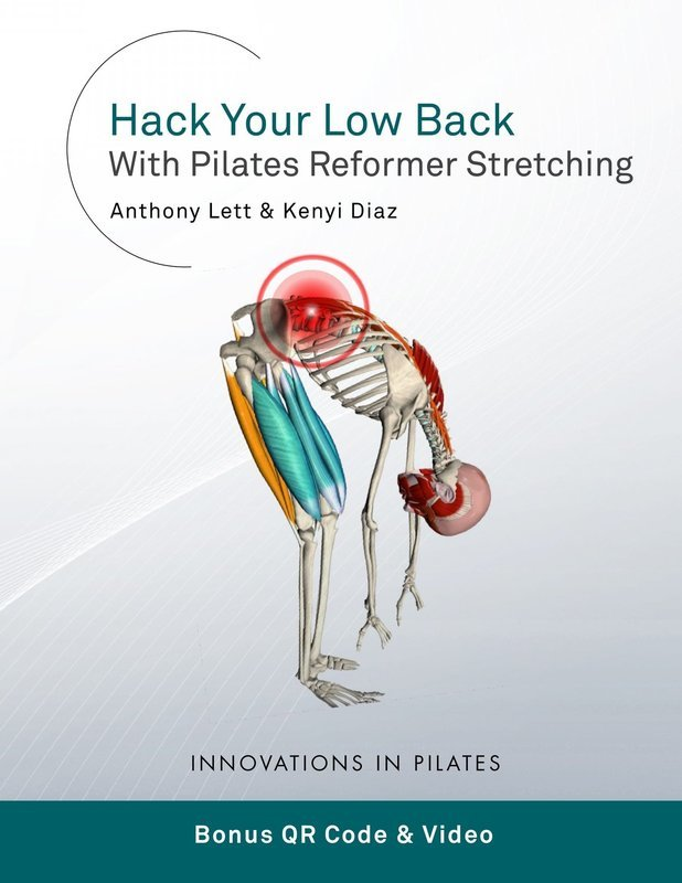 Hack Your Low Back With Pilates Reformer Stretching (Digital)