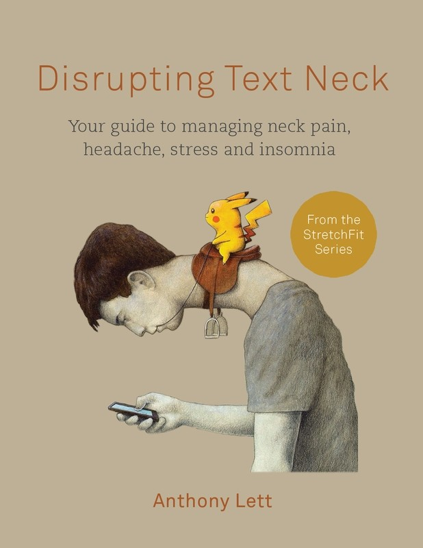 Disrupting Text Neck (Digital)