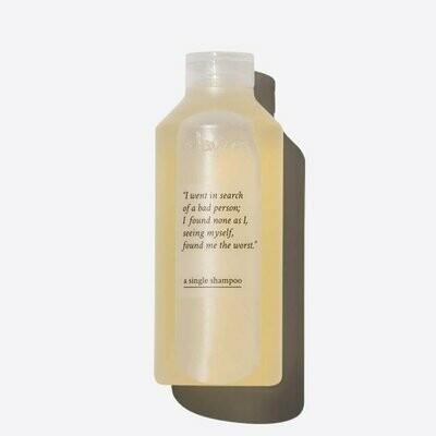A Ssingle Shampoo 250 ml