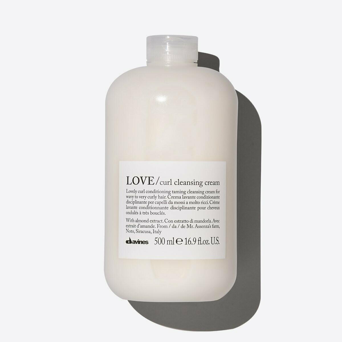 LOVE CURL Cleansing Cream 500ml
