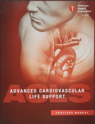 RENT the ACLS Provider Manual