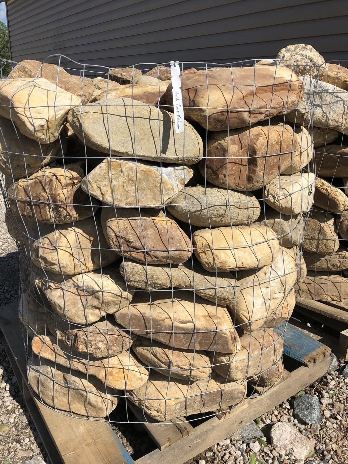 North Cove (1 TON PALLET ONLY) MEDIUM SIZE