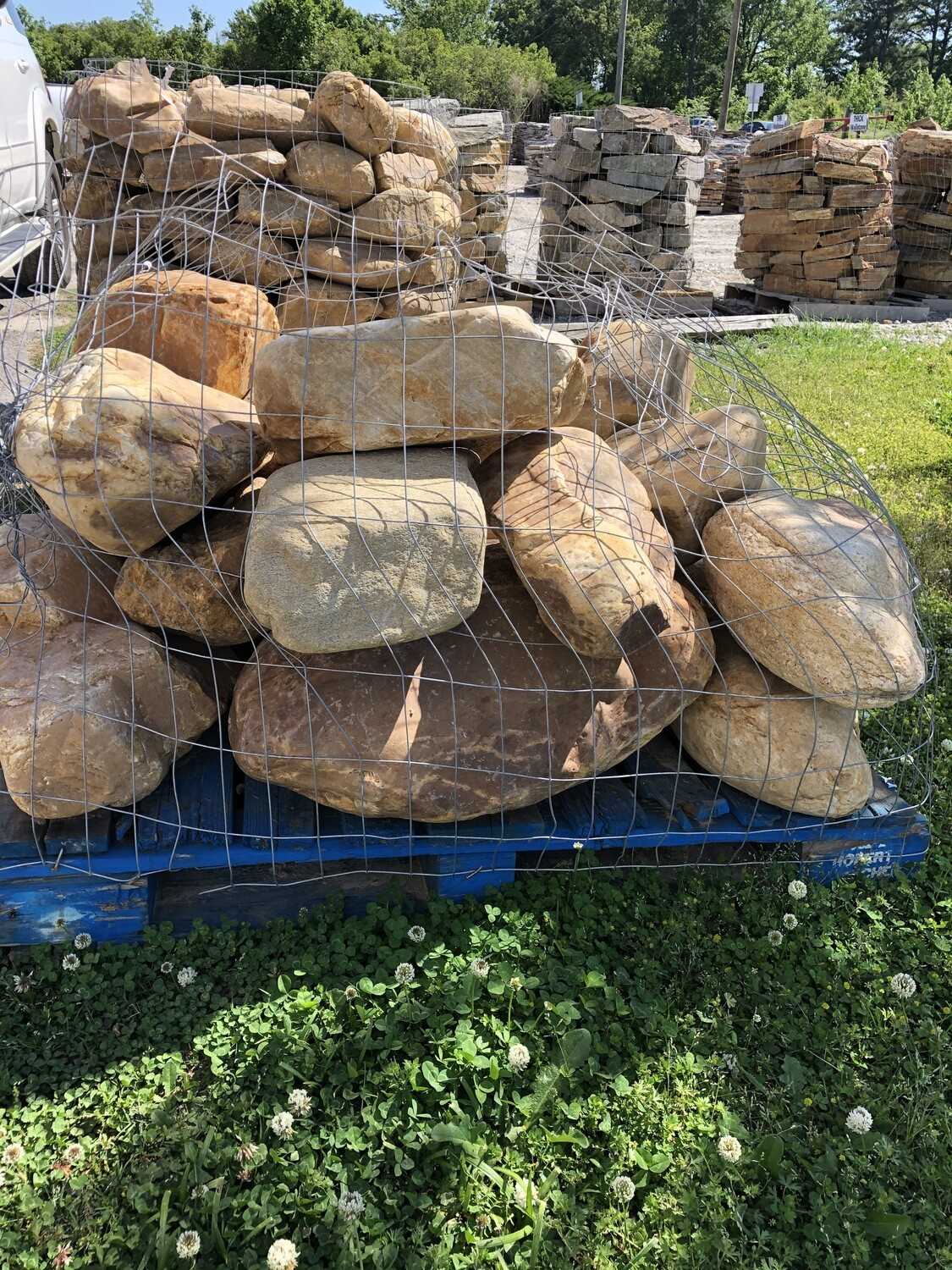 North Cove (1 TON PALLET ONLY) LARGE SIZE