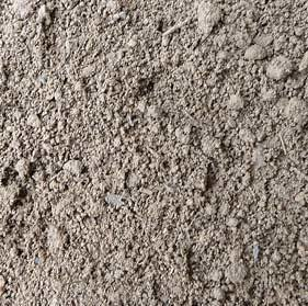 Screened Topsoil (NATIVE/LOCAL SOIL. Used for Fill-In. Not for growing. Sandy/Clay Loam. See detail description). WHEN AVAILABLE.