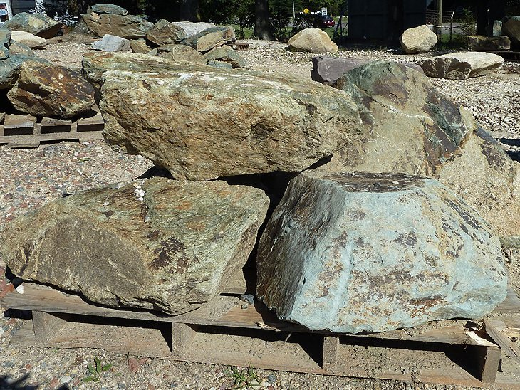Boulders (Call for Price-Based on Size & Type)