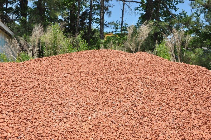Brick Chips (approx. size 3/4