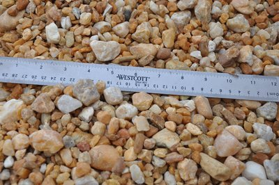 River Gravel (CURRENT SIZE & LIMITED from QUARY (approx size 3/8