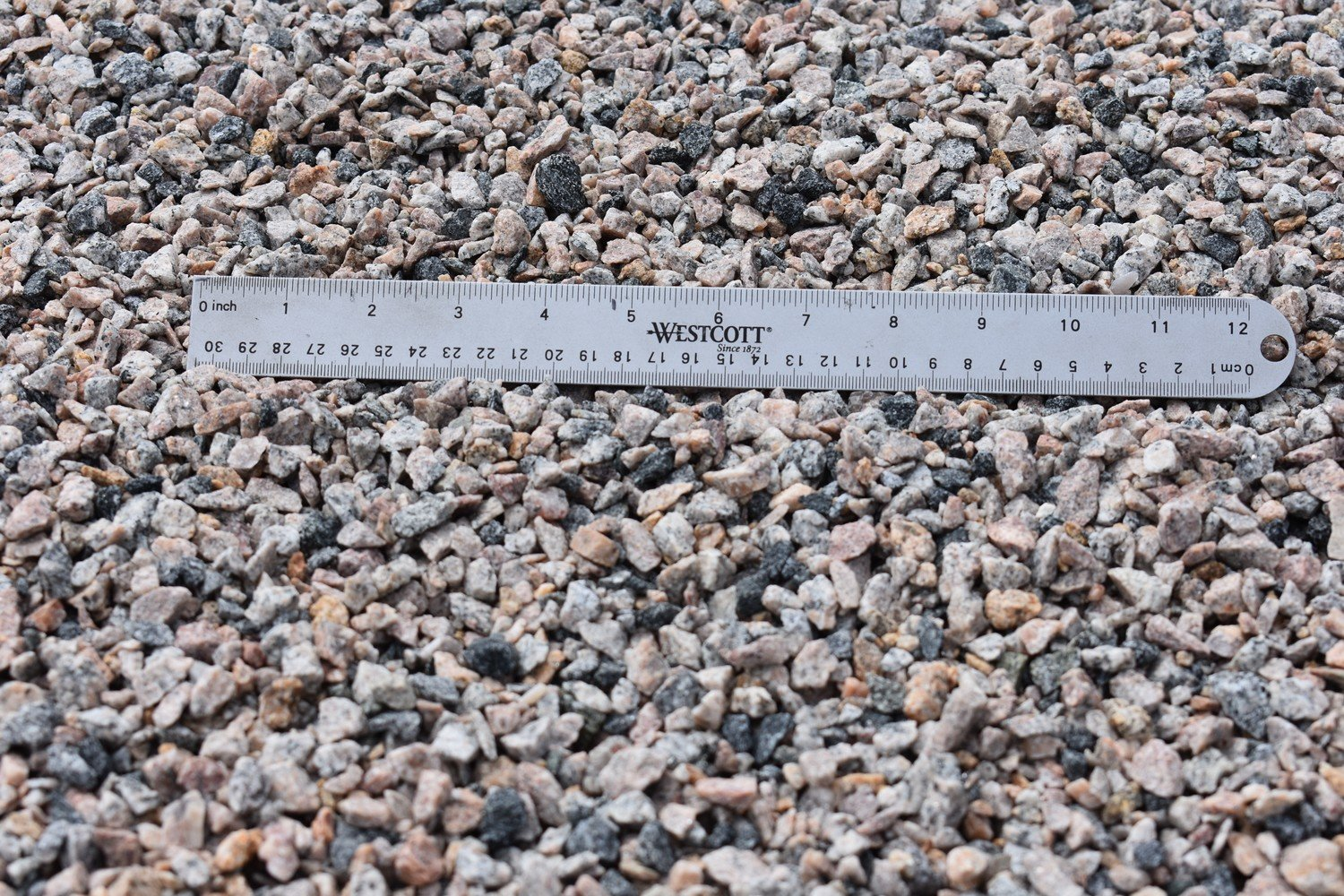 """#78 Wash Stone (approx. size 1/2"""") (Bulk) ALL COLOR WILL VARY FROM THE QUARRY"""