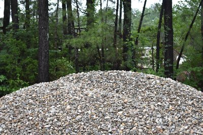 """Delaware Chalet River Rock  3/4""""  (Bulk) LIMITED & ROCK WILL VARY in COLOR"""
