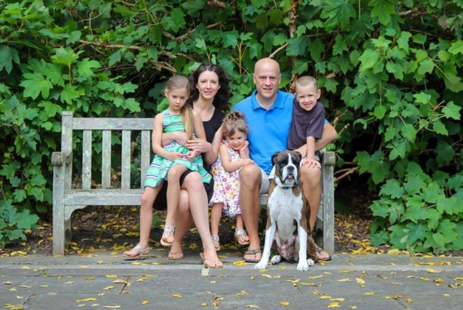 Family Portrait Photo Session
