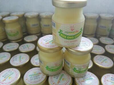 05 hũ sữa ong chúa tươi 100g (tiết kiệm 50.000đ)