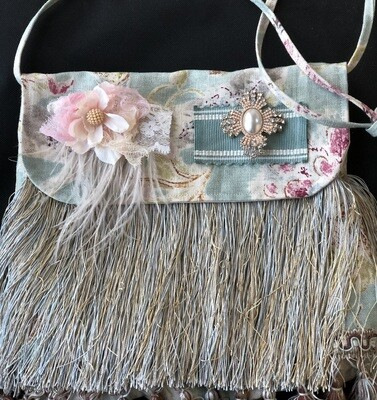 Shabby & Teal Handbag