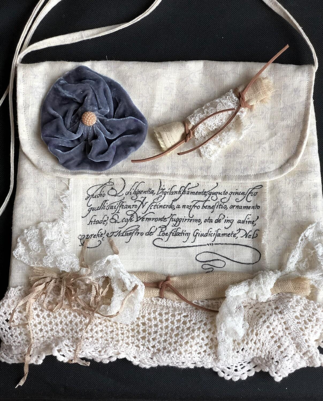 Love Letters Vintage Flea Handbag
