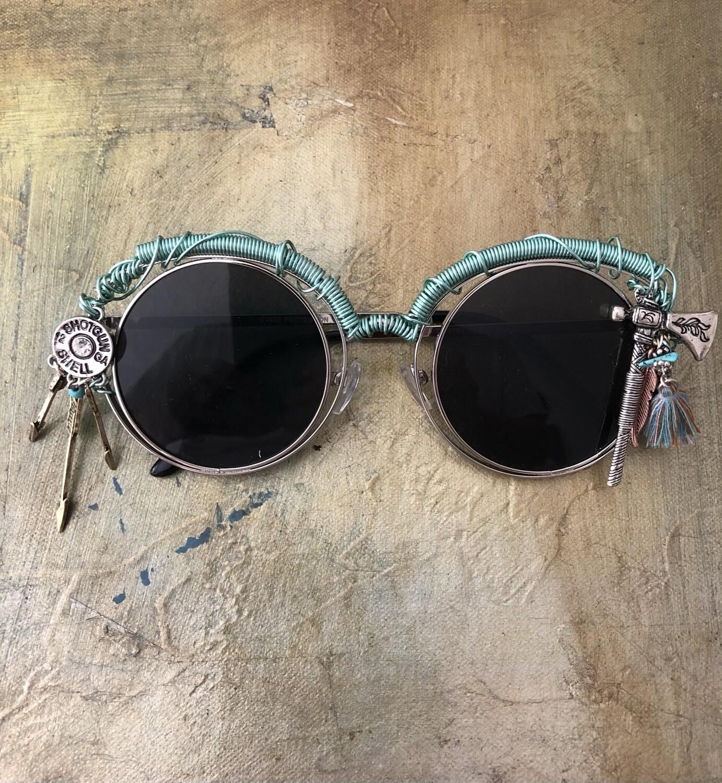 Women's Country Western Designer Sunglasses