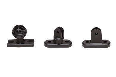 Underwater Kinetics Aqualite Adapter Kit (Ball Arm, Swivel & Fix Adapters)