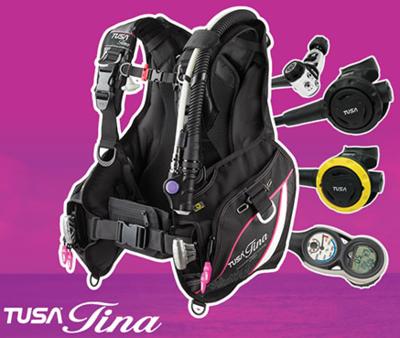 TUSA BC0403 Tina Basic Package