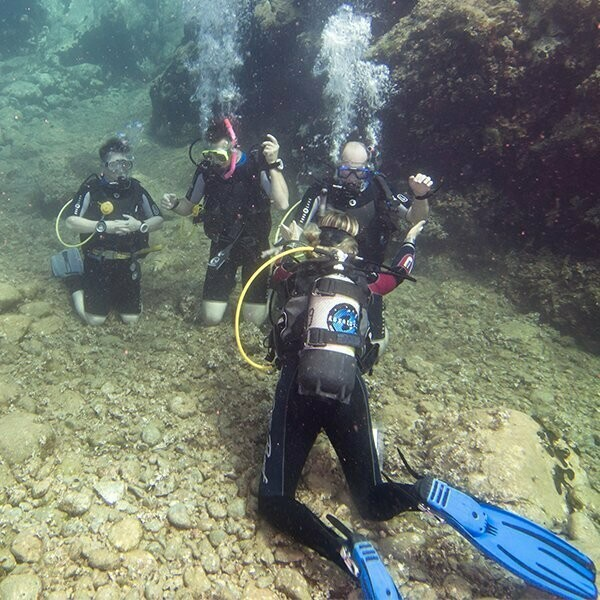 Open Water Diver Course eLearning