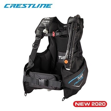Tusa BC-0602-B Crestline BCD