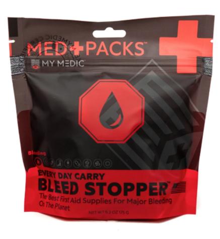 MyMedic MedPacks™ | Bleed Stopper™