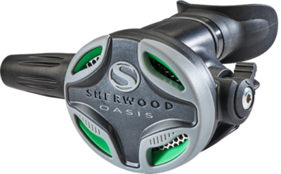 Sherwood Oasis Pro Scuba Diving Regulator