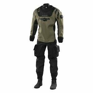 Waterproof D3 Ergo Drysuit (Men's)