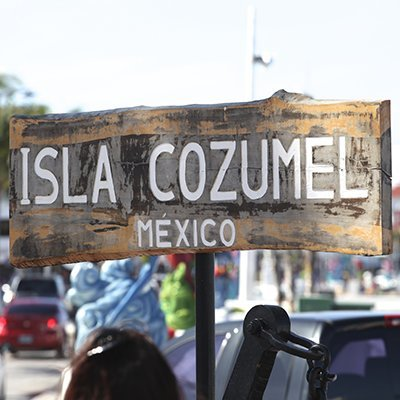 Cozumel August 3 to August 10, 2020