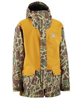 Airblaster Men's Yeti Stretch Shell Jacket