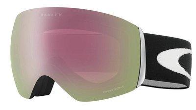 Oakley Goggle, FlightDeck Matte Blk w/PrizmHIPink(A)