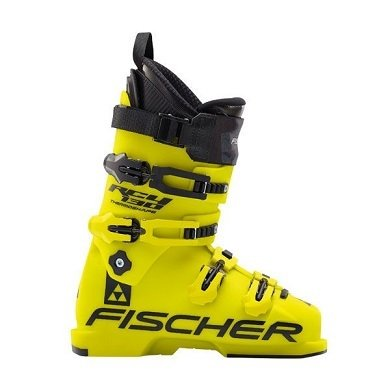 Fischer Ski Boot RC4 130 Thermoshape Yellow
