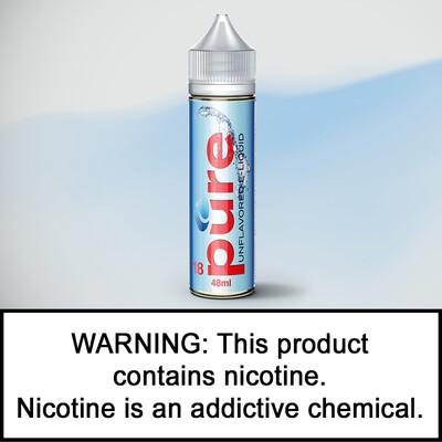 18 Pure 48ml (22.5mg/ml short-fill)