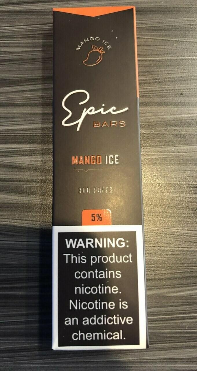 Epic Bar Mango Ice 50mg