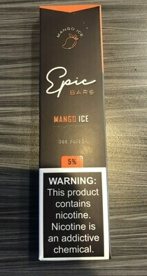 Epic Bar Mango Ice 50mg