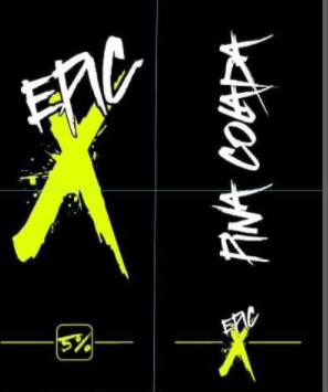 Epic X Pina Colada