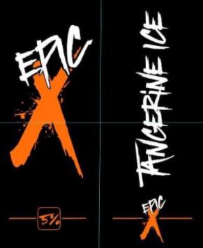 Epic X Tangerine Ice