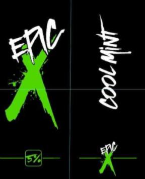 Epic X Cool Mint