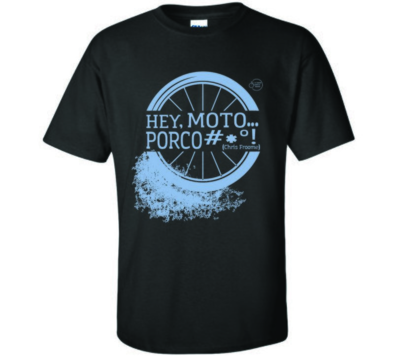 Chris Froome - Hey, Moto... (Serie